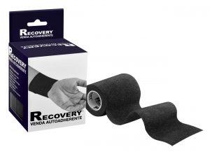 Recovery-Venda-autoaherente-negro